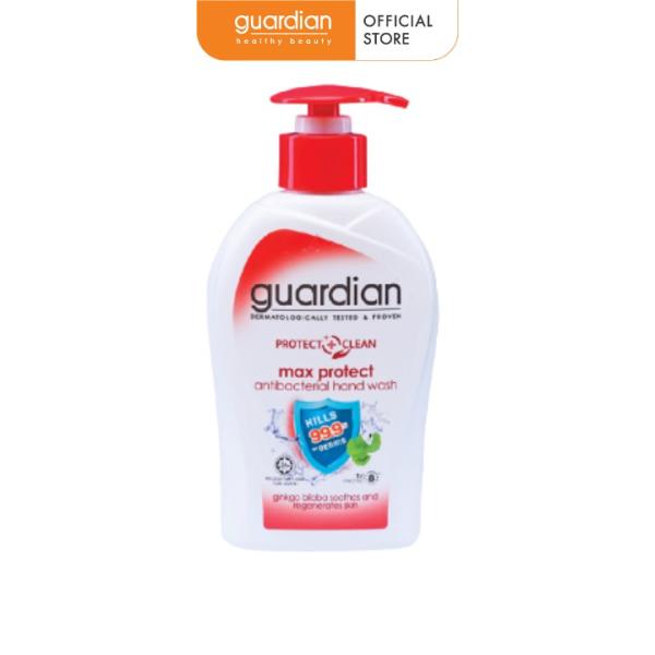 Nước rửa tay Guardian diệt khuẩn 250ml