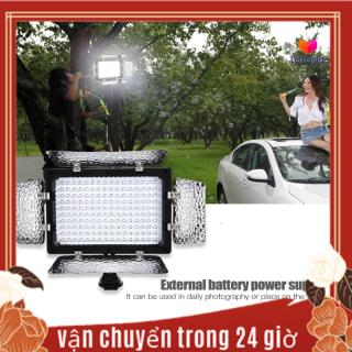 Bảng Đèn Chụp Ảnh Video W160, LED 6000K Dành Cho Máy Quay DV Máy Ảnh DSLR thumbnail