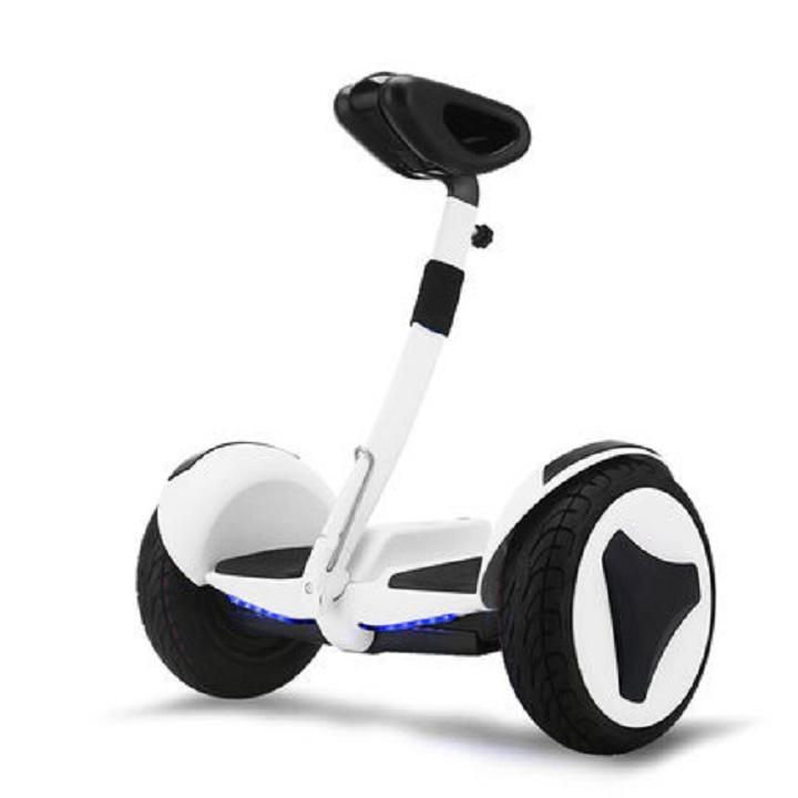 Mua Xe điện cân bằng Mini Robot - XE ĐIỆN CÂN BẰNG THÔNG MINH - BẢN MỚI 2019 Có Bluetooth, đèn led, tay xách thuận tiện