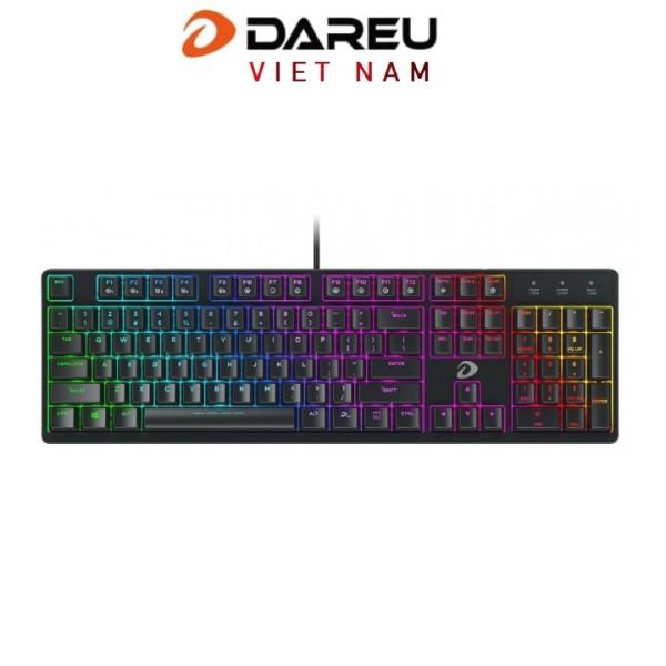 Bảng giá Bàn phím cơ DAREU EK1280 104KEY LED RGB (Blue/ Brown/ Red D switch) Phong Vũ