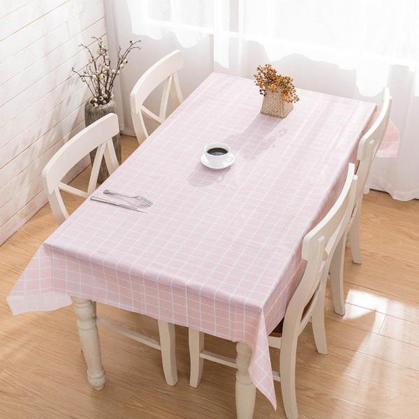 Khăn trải bàn PVC không thấm nước lót bàn ăn PA9445