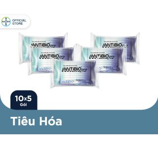 Bộ 5 Phẩm Bảo Vệ Sức Khoẻ Bổ Sung Lợi Khuẩn Antibio Pro 10 Gói Túi - 1g Gói thumbnail