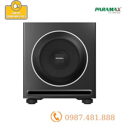 Paramax Sub 1000 New - Loa trầm điện cao cấp chính hãng đánh cực mạnh, tròn tiếng