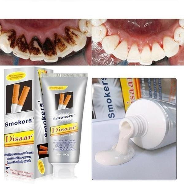 Kem đánh răng làm trắng răng và hôi miệng disaar giá rẻ