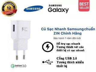 [HCM]Cốc sạc nhanh SamSung S10 dành cho tất cả các dòng android Sạc điện thoại cục sạc samsung hỗ trợ sạc nhanh 2.0 15W cáp sạc nhanh cáp sạc sam sung cục sạc xiaomi cục sạc oppo bảo hành 12 tháng S10 thumbnail