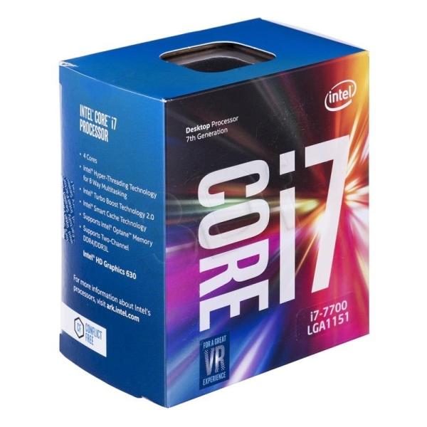 Bảng giá CPU Intel Core i7 10700 (2.90 Up to 4.80GHz, 16M, 8 Cores 16 Threads) Box Chính Hãng Phong Vũ