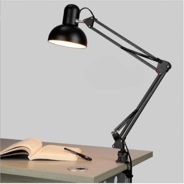 Đèn bàn pixar có đế tự đứng , đèn để bàn, đèn học chống cận kèm kẹp bàn loại xịn 2 in1 ( Không kèm bóng )