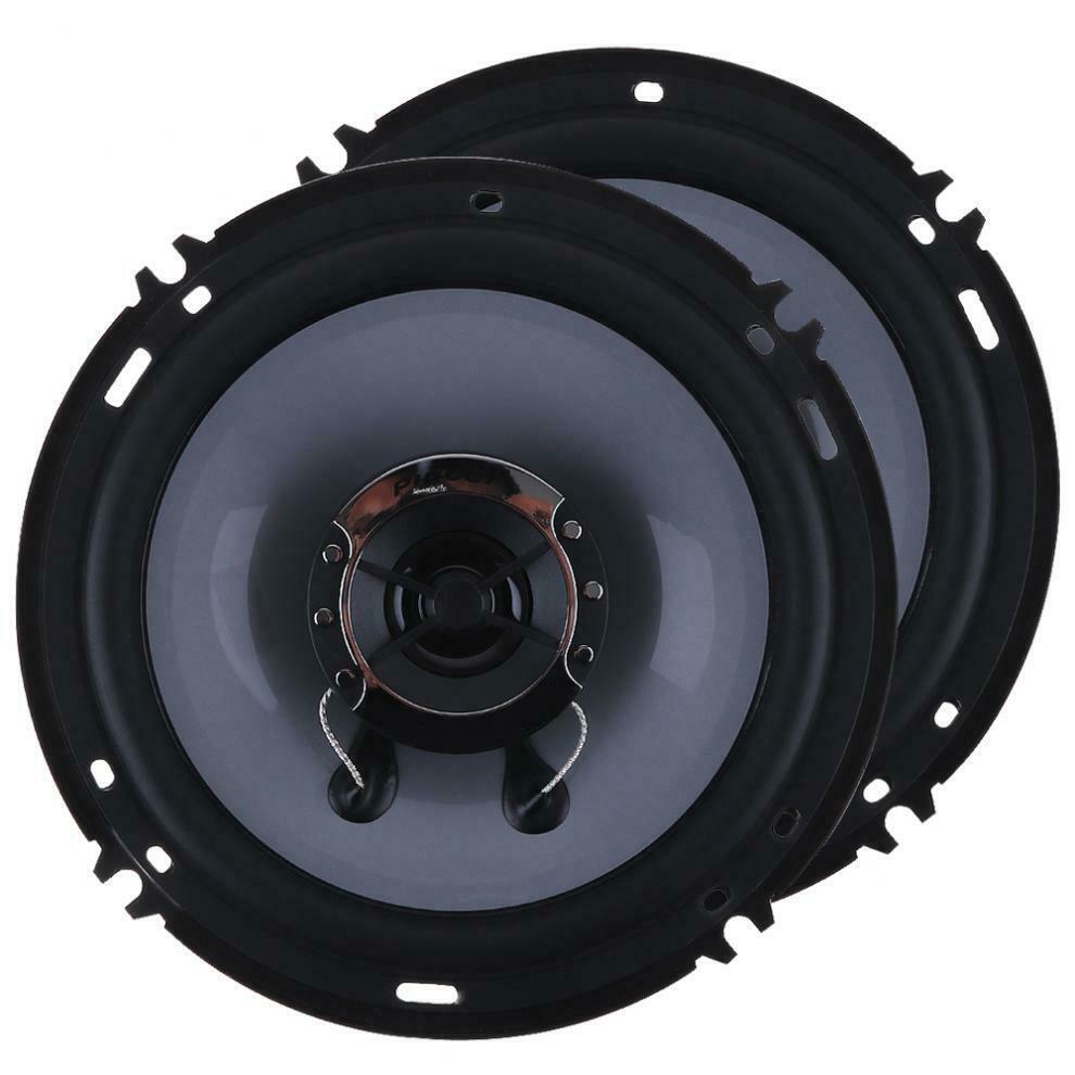 Deal Giảm Giá Bộ 2 Loa Cánh Cửa Ô Tô Xe Hơi - Pincer 1641R (16cm - 6inch) - Loa Đồng Trục 2 Đường Bass Treble Riêng Biệt - Công Suất 35W - 400W Max