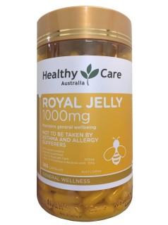 Sữa Ong Chúa Úc Healthy Care Royal Jelly 1000, 365 viên thumbnail