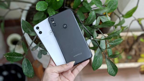 Điện thoại Motorola One (P30 play) - Camera Kép, thiết kế tinh xảo, vân tay 1 chạm