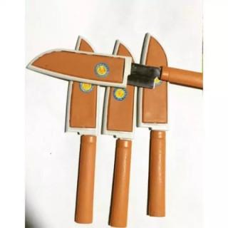 (DAO SIÊU BÉN) COMBO 2 DAO - Dao bếp gọt trái cây có vỏ bảo vệ cao cấp - dao bếp đồ gia dụng bếp bách hóa tổng hợp dao nấu ăn đồ dùng phòng bếp dụng cụ nhà bếp bộ dao - dao thumbnail