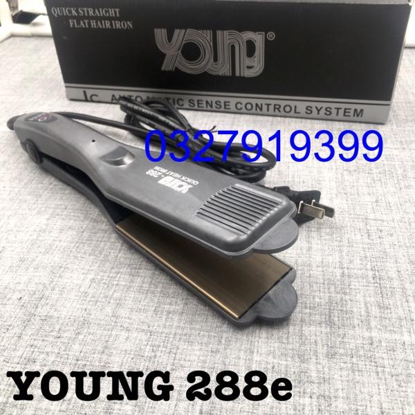 Máy duỗi tóc bản lớn YOUNG 288 ( tặng kèm kẹp Tony )