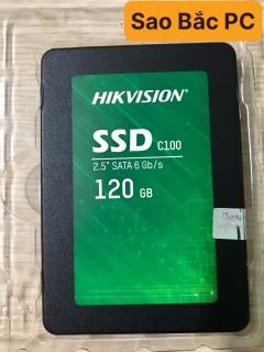 (maytinhsaobac) Ổ cứng SSD Hikvison C100 120G- Bảo hành 36 tháng - Hàng Chính hãng thumbnail