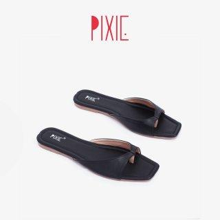 Dép Nữ Mũi Vuông Xỏ Ngón Pixie X774 thumbnail