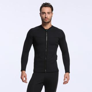Áo lặn biển cho nam dài tay dày 2mm giữ ấm cơ thể, áo lặn nam ngăn nước tiếp xúc với cơ thể hỗ trợ lặn biển MY031 POPO Collection thumbnail