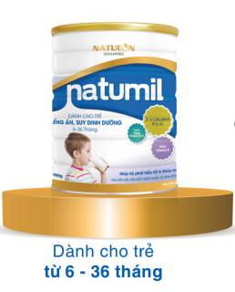 Natumil 900g dành cho trẻ biếng ăn suy dinh dưỡng thumbnail