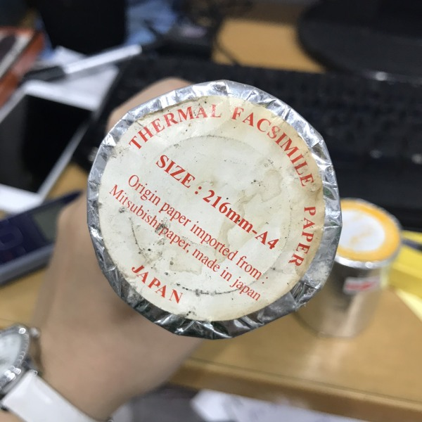 Mua 3 CUỘN Giấy in nhiệt LOẠI 57MM/ giấy in hóa đơn khổ a4 216mm