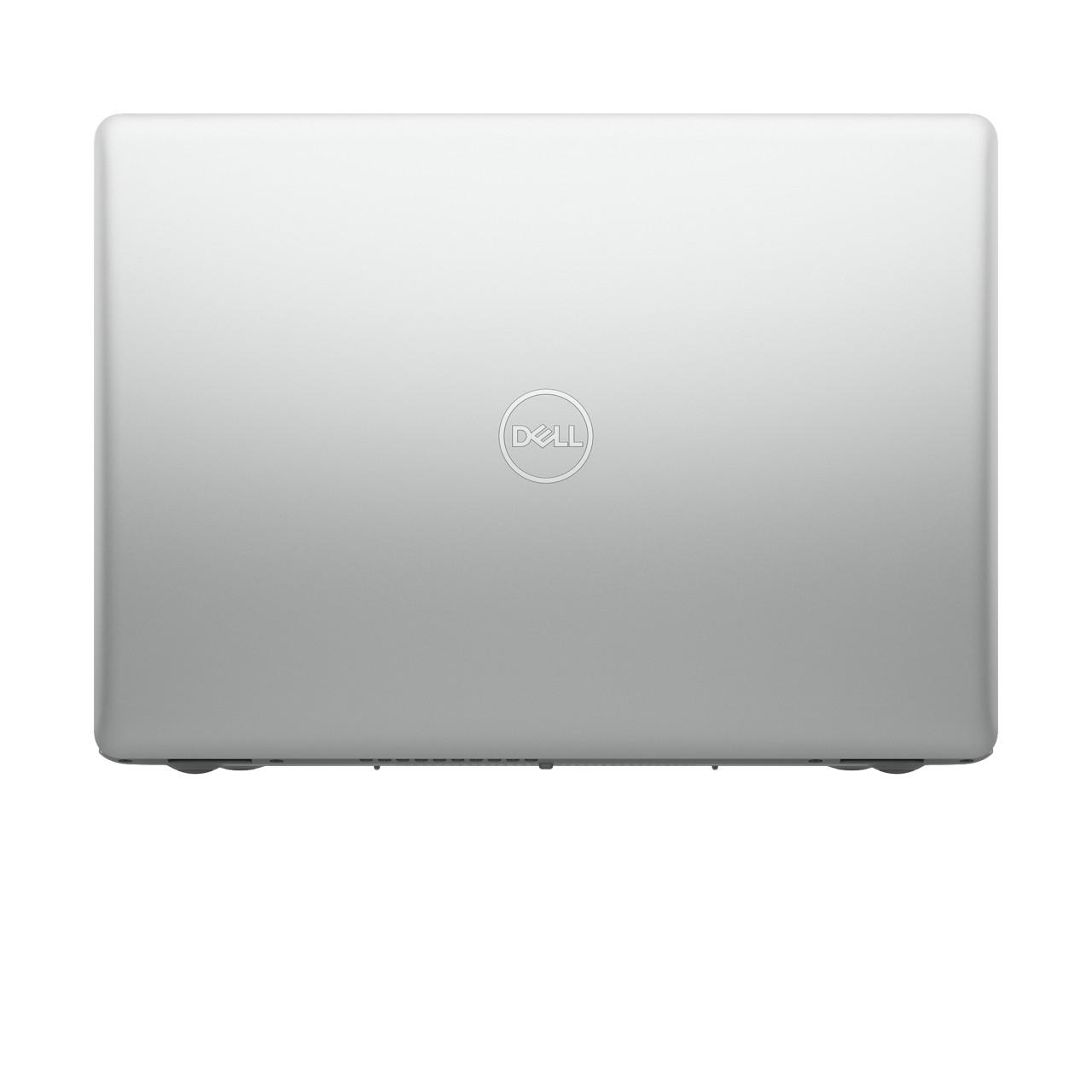 Laptop Dell Inspiron 3481,IntelCore i3-7020U (2.30 GHz,3 MB),4GB RAM,1TB HDD,2GB AMD Radeon,14 HD,WL+BT,McAfee MDS,Win 10 Home,Silver,1Yr) - Hàng Chính Hãng