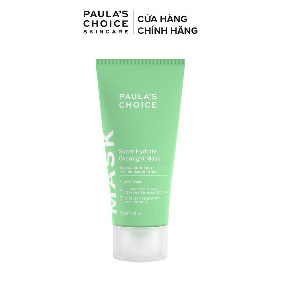 Mặt nạ ngủ qua đêm siêu cấp nước tế bào Paula's Choice Super Hydrate Overnight Mask 88ml
