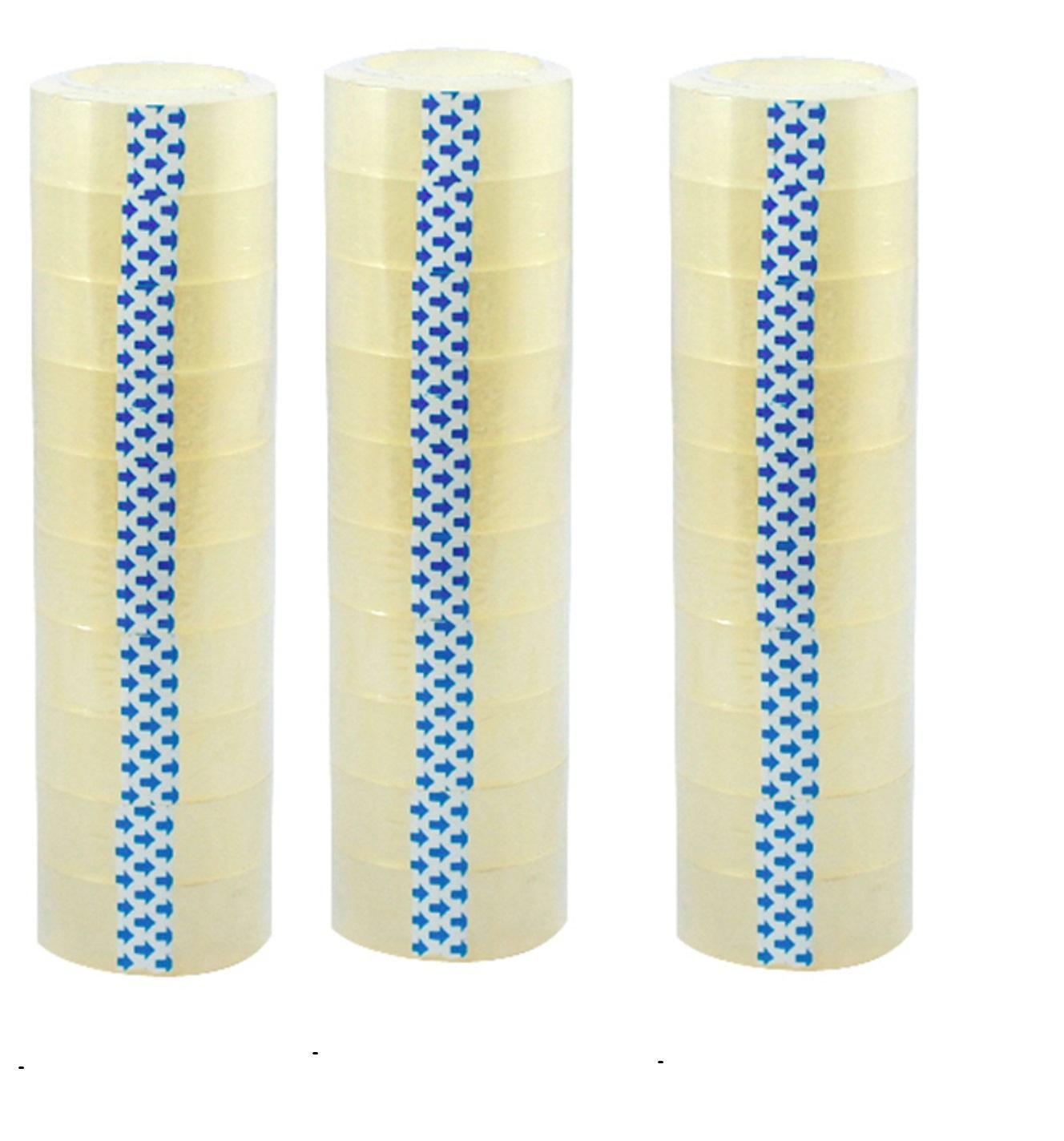 Mua Combo 30 cuộn băng keo trong loại nhỏ 18 Yard, 18mm, 420gram