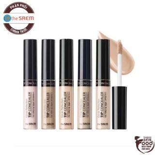 Kem Che Khuyết Điểm The Saem Cover Perfection Tip Concealer SPF28 PA++ 6.5g thumbnail