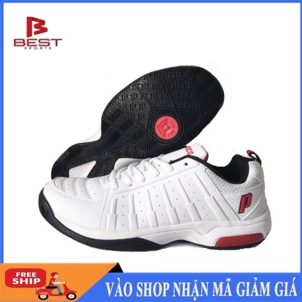 Bảng giá Giày tennis nam Prince cao cấp, chống lật cổ chân, giảm chấn hiệu quả, hàng có sẵn đủ size - Giày thê thao nam - Giày tennis - shop the thao