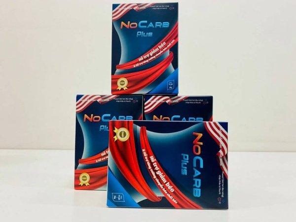Nocarb Plus - Công nghệ giảm cân Phase 2 độc quyền từ Mỹ nhập khẩu