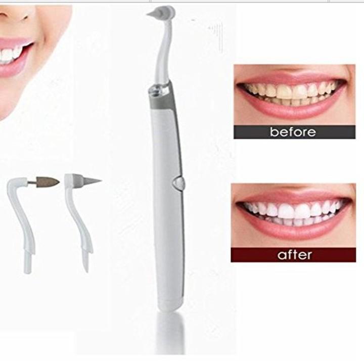 Máy Lấy Cao Răng Cầm Tay, Massage Lợi Tẩy Các Vết Vàng Ố Giúp Răng Miệng Chắc Khỏe Smr2