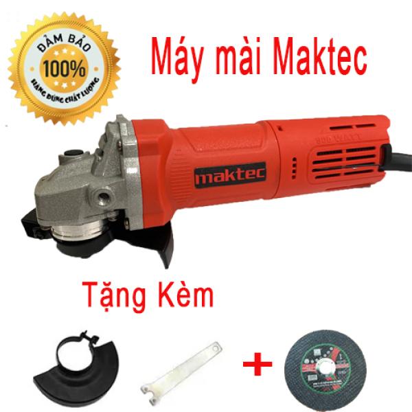máy mài cầm tay maktec 900w - máy cắt cầm tay công suất cao lỗi đồng 100% bảo hành 12 tháng