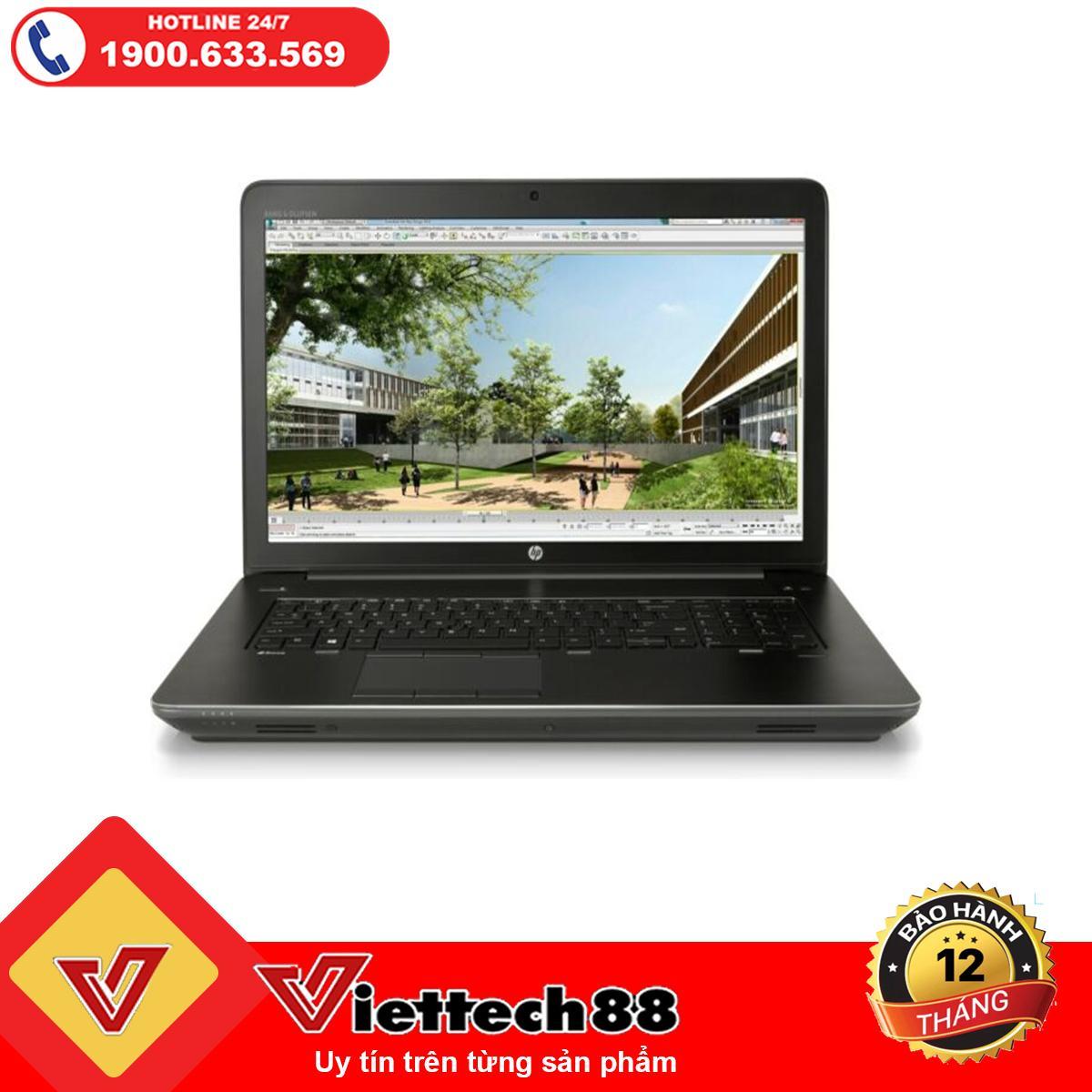 "Laptop HP Zbook 17 G3 Core I7 6820HQ/ RAM 16GB/ SSD 512GB/ VGA M3000M/ Màn 17.3"" FHD Giảm Cực Sốc"