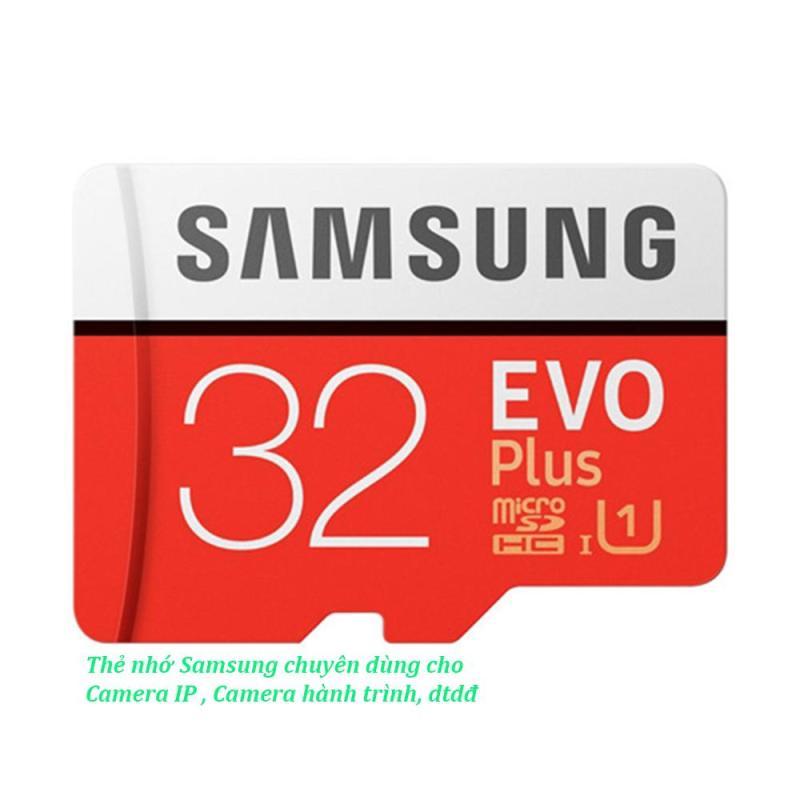 Thẻ Nhớ MicroSD Samsung Evo plus 32GB _ Có ảnh thật- bản 2018