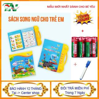 [Mua 1 được 5 ] Sách song ngữ thông minh cho bé học tiếng anh- tiếng việt - toán - Sách thông minh Song ngữ điện tử cho bé - SÁCH ĐIỆN TỬ SONG NGỮ ANH - VIỆT CHO TRẺ 2-7 TUỔI thumbnail