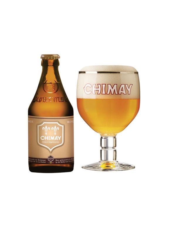 Bia Bỉ Chimay Vàng (Gold cap) 4.8% (330ml) Nhật Bản