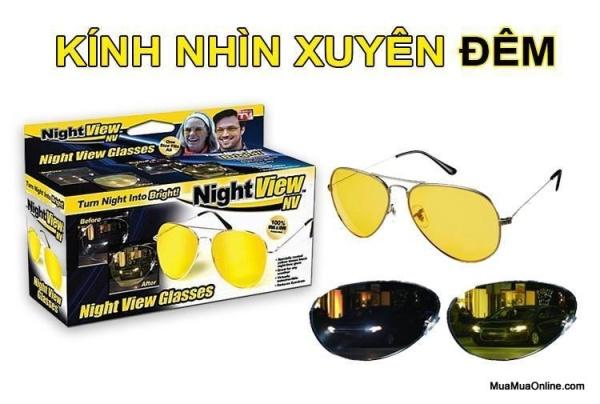 Giá bán Kính Nhìn Xuyên Đêm Night View Tròn