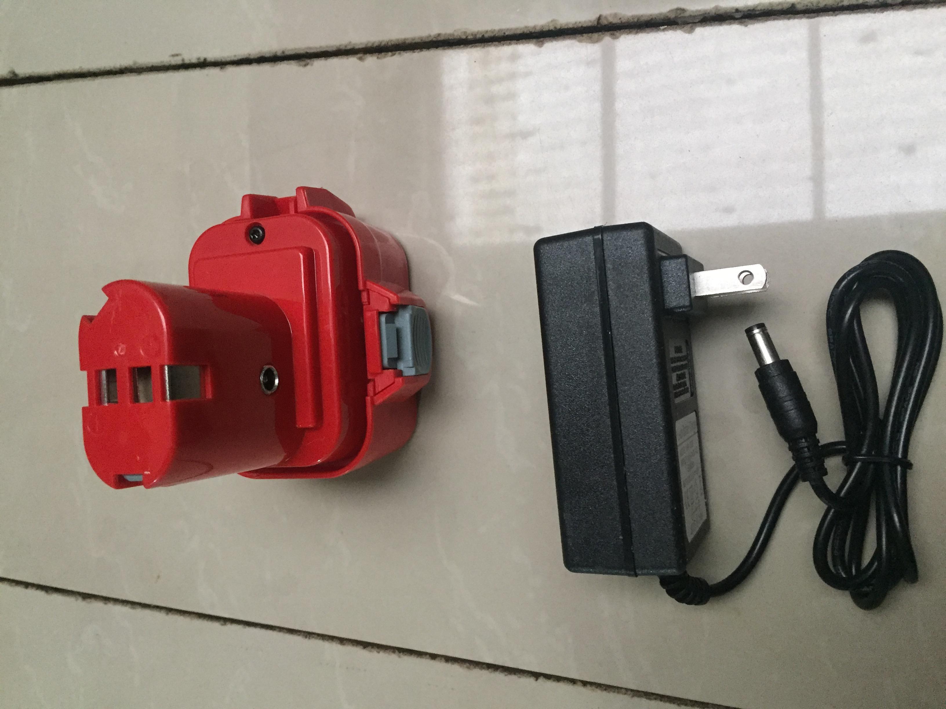 Pin Makita 9.6V 2.2A Được Làm Từ Pin TianlVN Mới