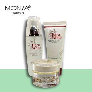 Bộ 3 sản phẩm kem dưỡng da mặt & nước hoa hồng và sữa rửa mặt thumbnail