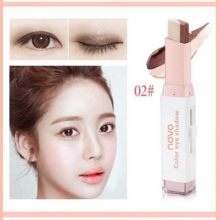 Phấn mắt dạng thỏi Novo color Eyes Shadow 2 Line 5099 tốt nhất