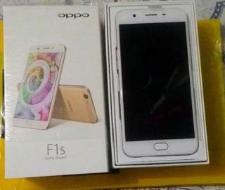 OPPO F1S - MÀU VÀNG GÔN - 32GB - FULBOX thumbnail