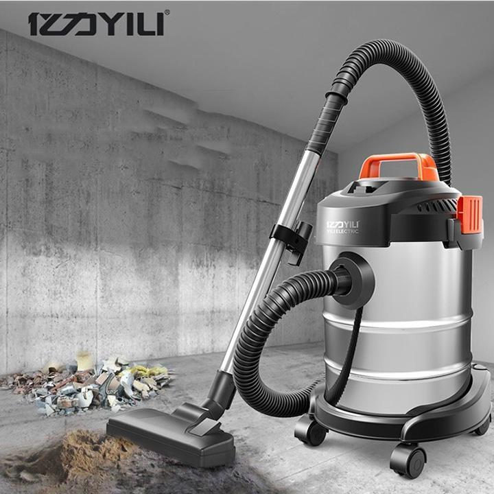 Máy hút bụi mini gia đình YiLi Công Suất 1200W có chức năng hút và thổi.