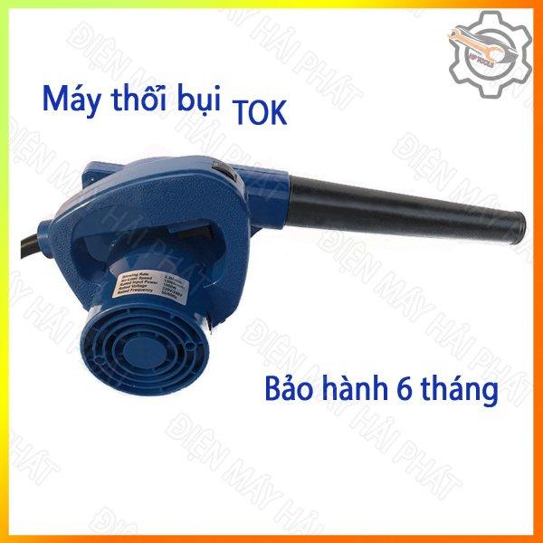 Máy thổi bụi TOK-Xanh có chỉnh tốc độ-Công suất 1000W-Bảo hành 6 tháng