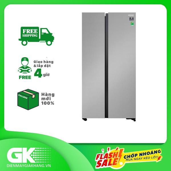 Bảng giá Tủ lạnh Samsung Inverter 647 lít RS62R5001M9/SV Điện máy Pico