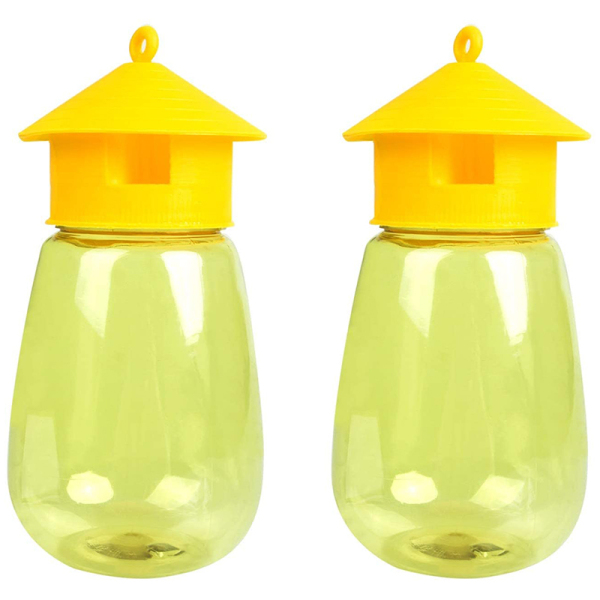 Fly Reusable Traps, Fruit Fly Traps Fly Catcher Outdoor