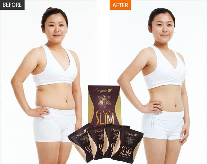 Ca cao slim giảm cân