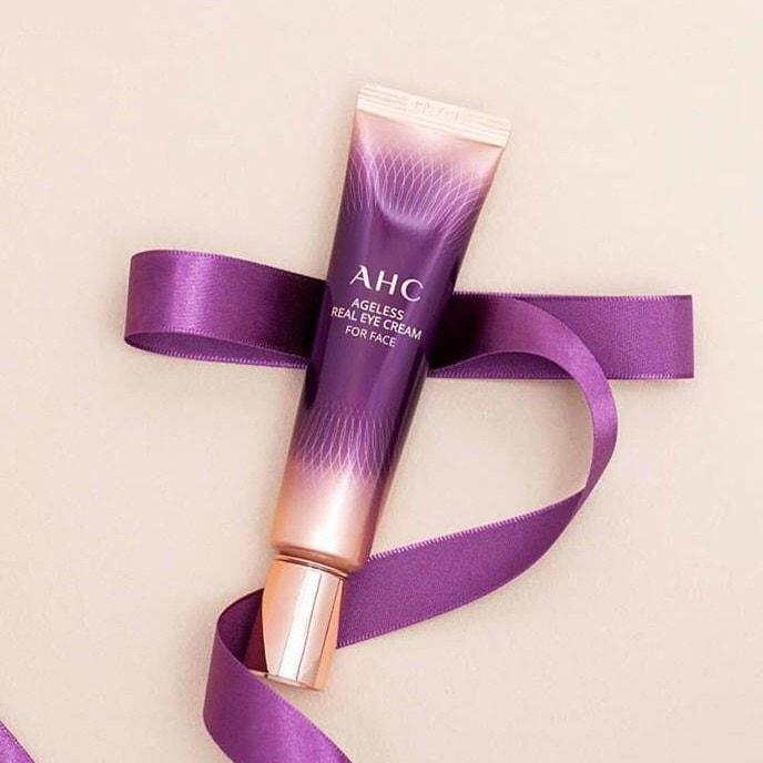 Kem mắt AHC Ageless Real Eye Cream For Face tốt nhất