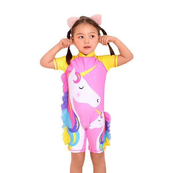 Giá bán Bộ đồ bơi cho bé gái hình ngựa Pony
