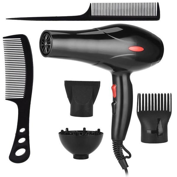 Máy sấy tóc - Máy sấy tóc mini 2 chiều - Máy sấy tóc Deliya công suất 2200W có 3 chiều nóng, vừa, mát thỏa sức lựa chọn, không lo tóc hư tổn - TẶNG KÈM 5 PHỤ KIỆN TẠO KIỂU TÓC [ ĐỔI MỚI 1-1 TRONG 7 NGÀY ] nhập khẩu