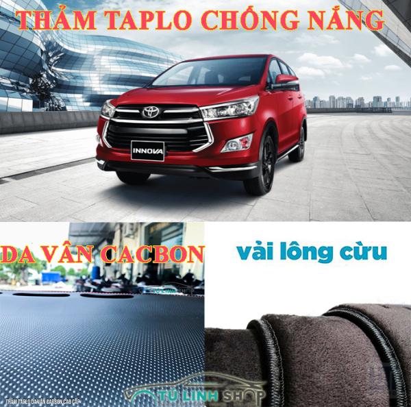 Thảm chống nắng Taplo dành cho xe INNOVA