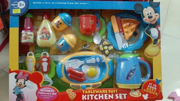 Hộp đồ chơi nhà bếp BG023