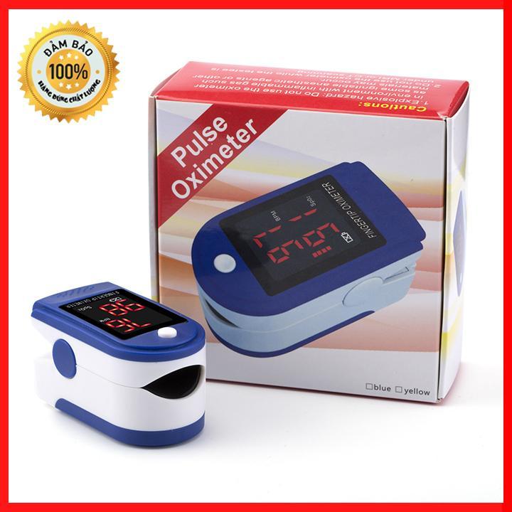 Máy đo Nhịp Tim Và Nồng độ Oxy Trong Máu Với Giá Sốc