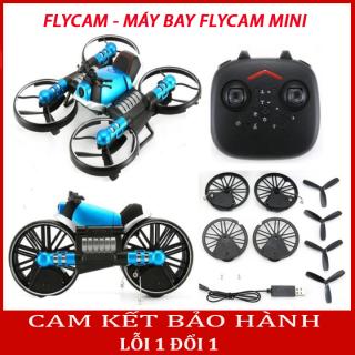Flycam mini, flycam giá rẻ, may bay flycam biến hình Mô Tô điều khiển từ xa quay phim chụp ảnh rõ nét, flycam mini giá rẻ thumbnail